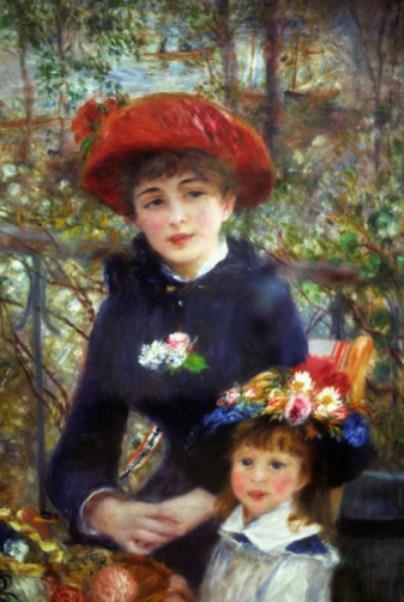 Renoir. Na tarasie