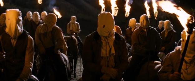 DJANGO. Ku-Klux-Klan