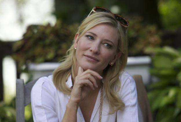 Blue Jasmine. Cate Blanchett
