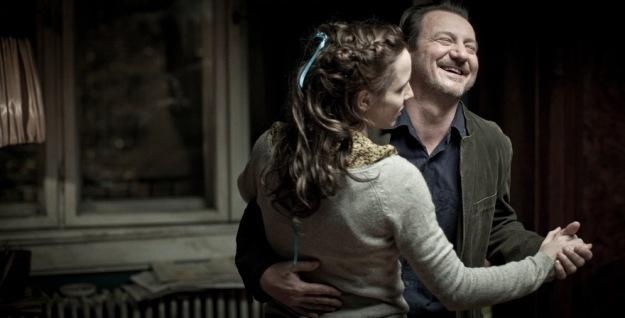 Pod Mocnym Aniołem. Jerzy i Ona