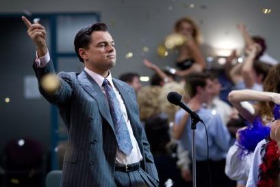 Wilk... Leonardo DiCaprio
