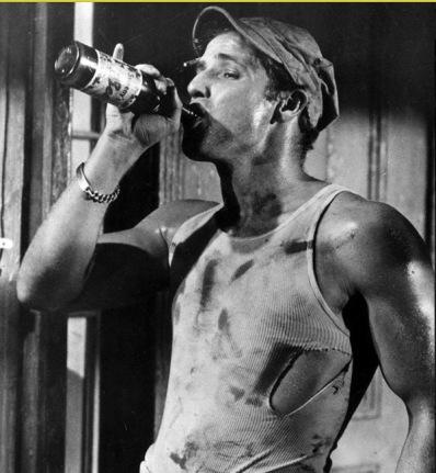 Marlon Brando jako Stanley Kowalski