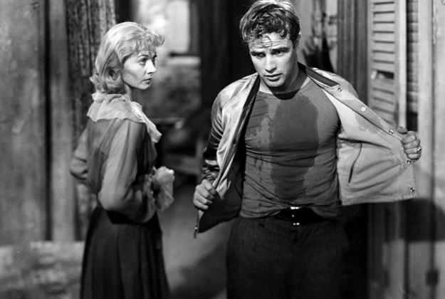 Vivien Leigh i Marlon Brando