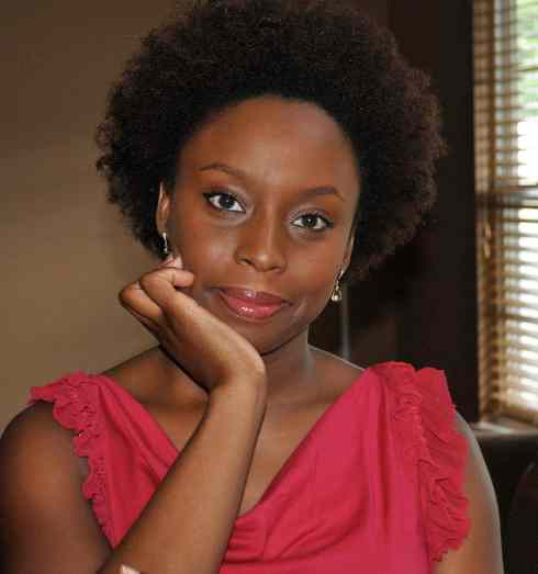 Chimamanda Ngozi Adichie. Princeton