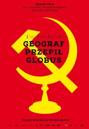 Geogrf przepił globus