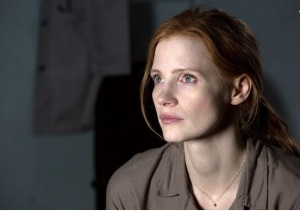 Interstellar. Jessica Chastain