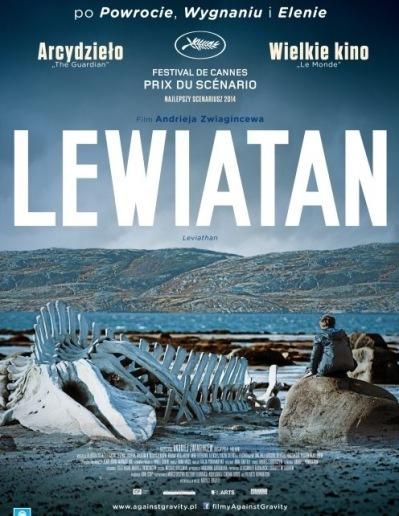 Lewiatan. Plakat