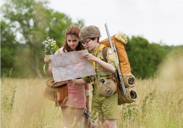 MOONRISE KINGDOM. Suzy i Sam