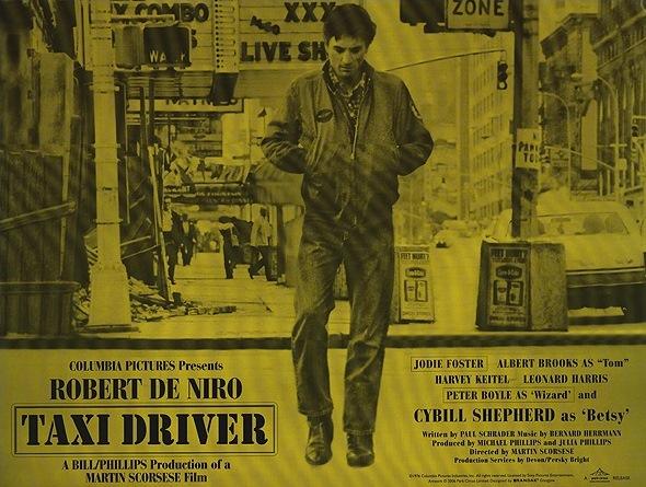 Taksówkarz (plakat)