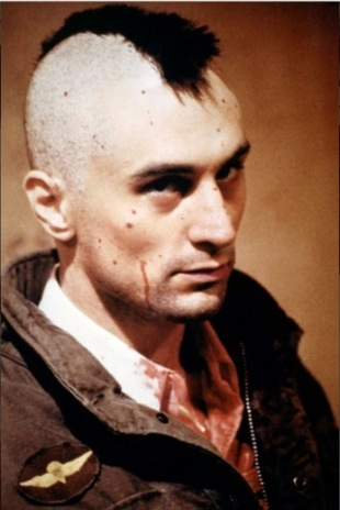 Taxi driver. Robert do Niro2