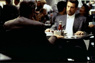 Heat. Robert De Niro1