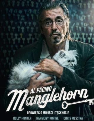 Manglehorn. plakat
