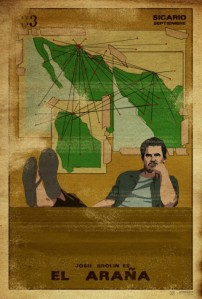 Sicario. Josh Brolin