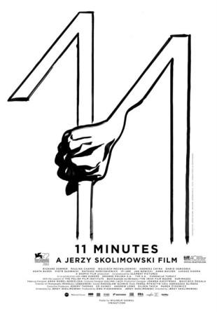 11 minut. plakat