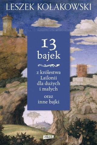 13 bajek... Okładka