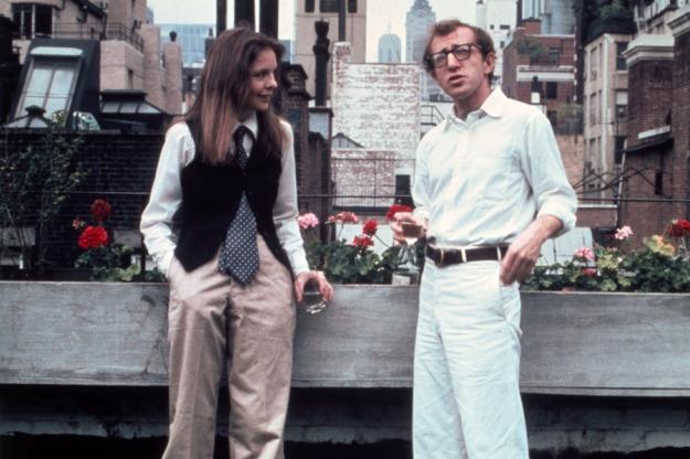 Annie Hall. Diane Keaton. Woody Allen