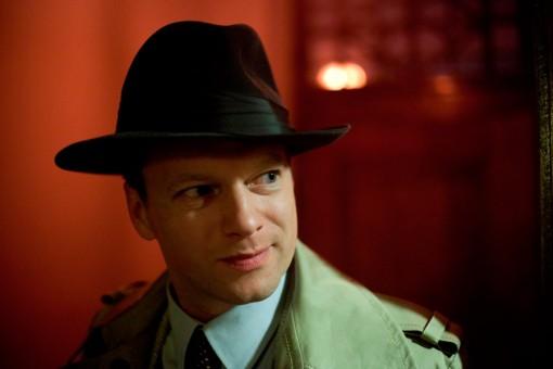 Maciej Stuhr jako Fabian. Excentrycy