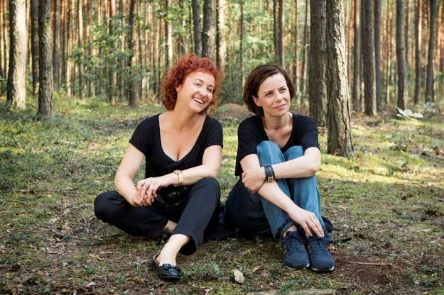 Moje córki krowy. Gabriela Muskała i Agata Kulesza