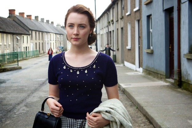 "Saoirse Ronan as ""Eilis"" in BROOKLYN. Photo by Kerry Brown. © 2"